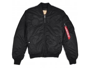 Alpha Industries MA-1 VF Nasa black black