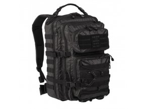 miltec us assault pack lg tactical black 14002288