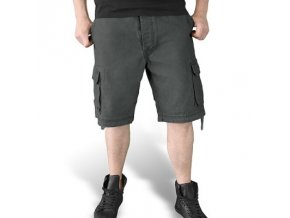 th 07 5596 63 vintage cargo shorts schwarz ge surplus 2