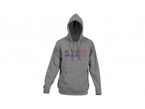 opplanet 5 11 tac men indep hoodie heather grey l 42182ad 16 l main