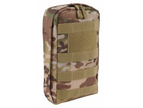brandit molle pouch snake tactical camo