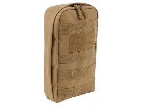 brandit molle pouch snake camel