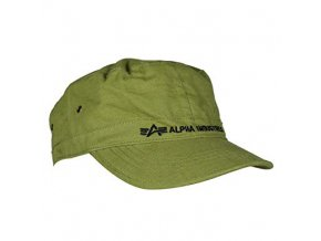 Alpha Industries Cap Army Hat green