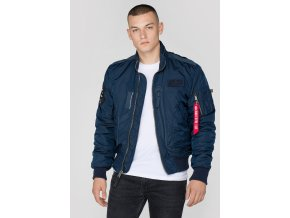 alpha industries engine rep. blue