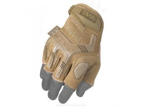 mechanix m pact fingerless coyote