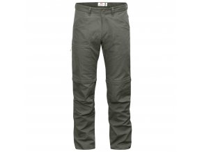 Fjällräven High Coast Zip Off Trousers mountain grey