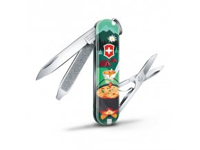 Victorinox Classic SD Swiss Mountain Dinner