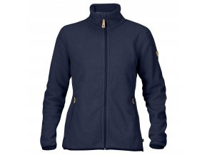 Fjällräven Stina Fleece W dark navy