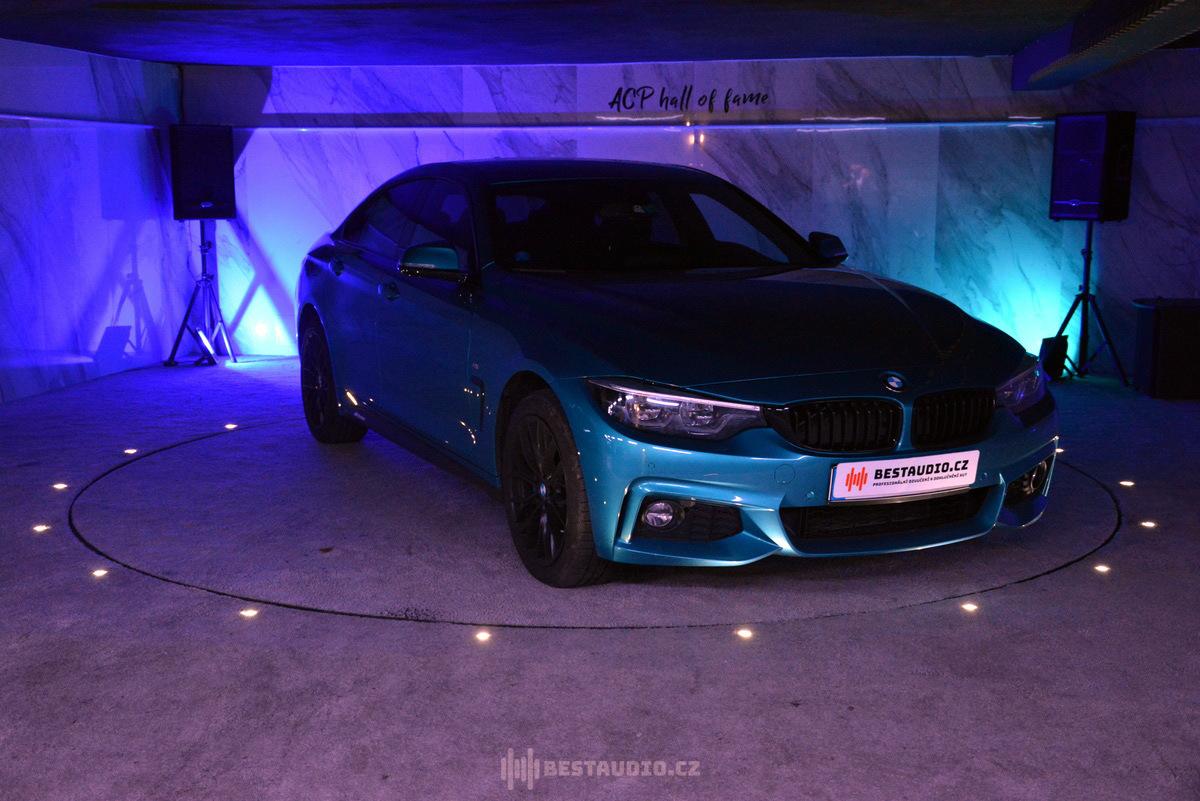 BMW 4 Gran Coupe (F36) 440i - Kompletní výměna reproduktorů vč. zesilovače DSP (Dokonalá alternativa místo Harman/Kardon)
