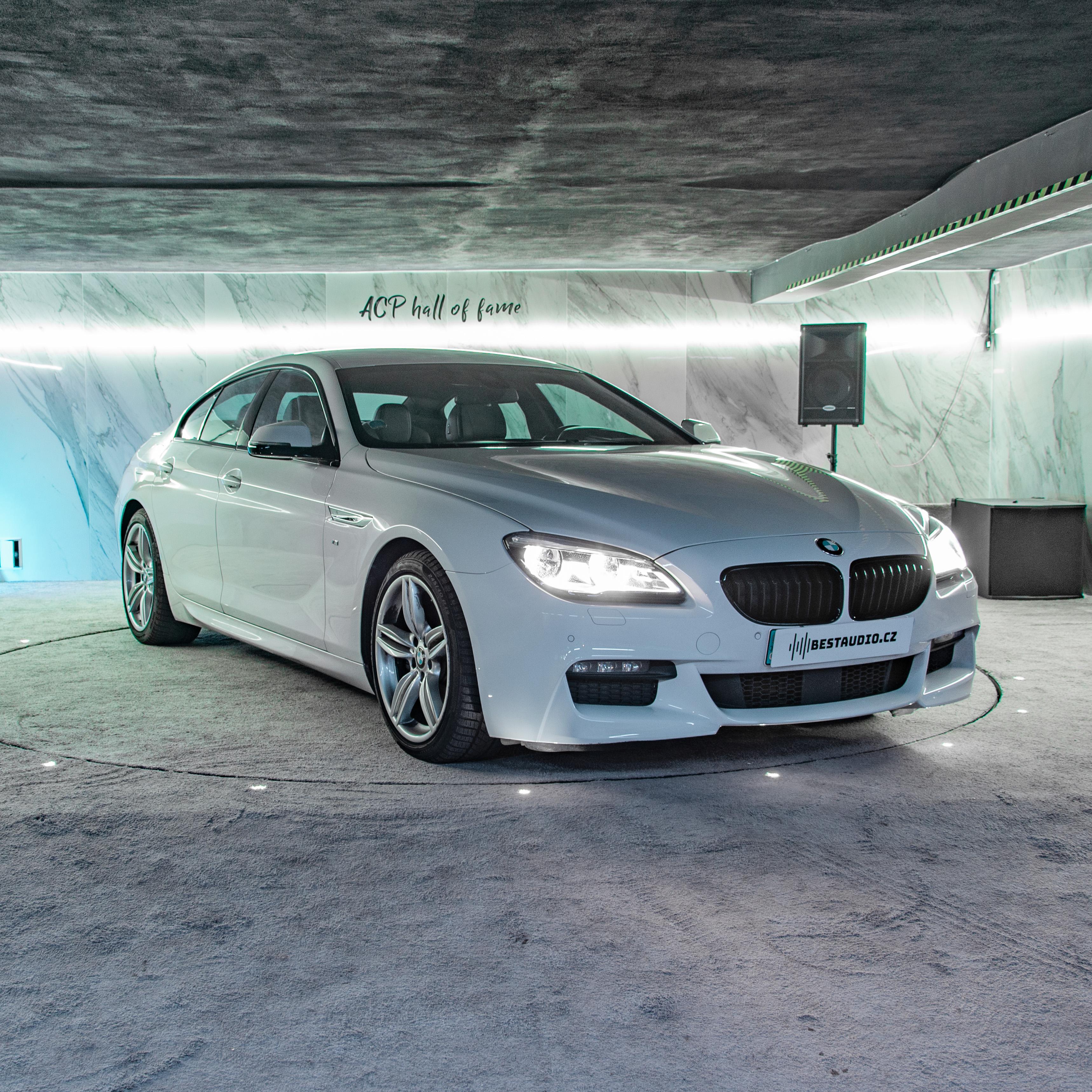 BMW 6 Gran Coupe (F06) - Alternativa za Harman Kardon