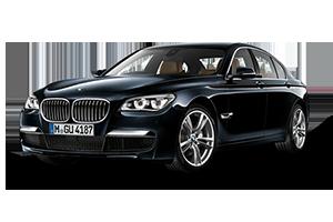 BMW 7 - F01, F02 (2008-2015)