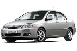Corolla (2001-2007)