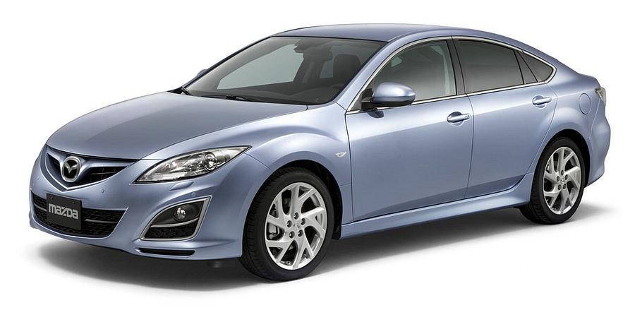 Mazda 6 (02-08)