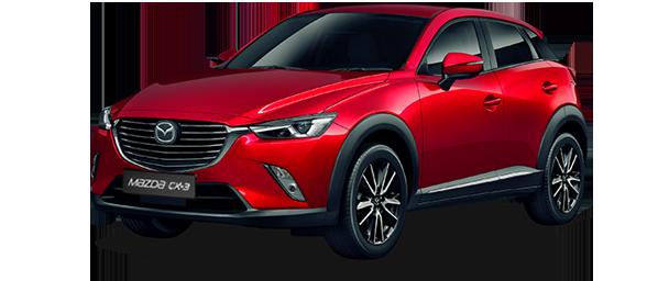 Mazda CX3 (2015-)