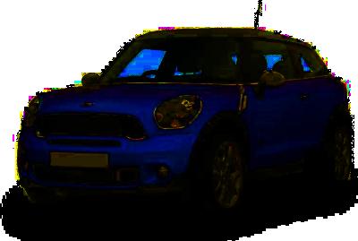 Mini (R61) Paceman (2013-2016)