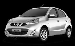 Nissan Micra (2011-)