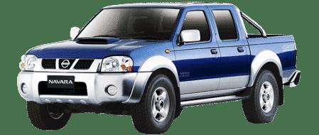 Nissan Navara (1997-2005)