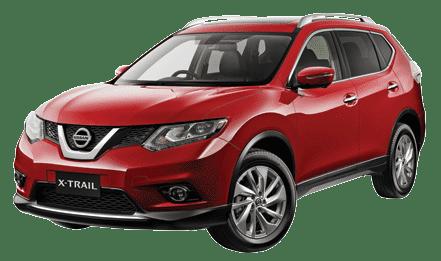 Nissan Xtrail (2005-)