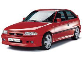 Astra G (1998-2004)