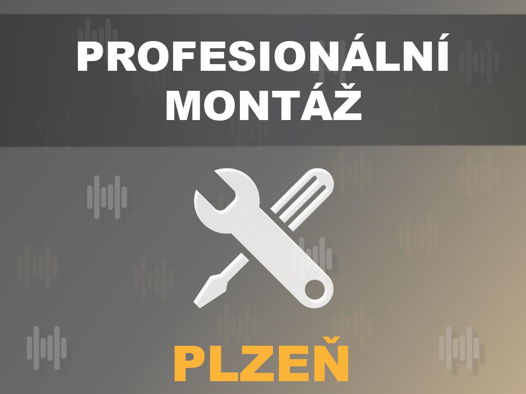 Profesionální montáž v Plzni