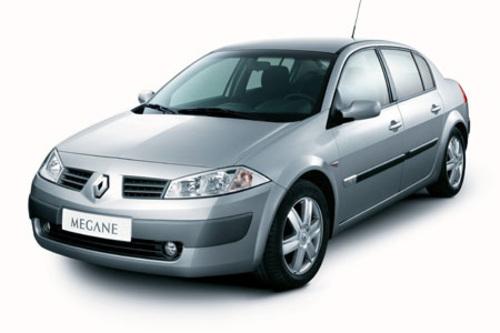 Megane II (2002-2008)