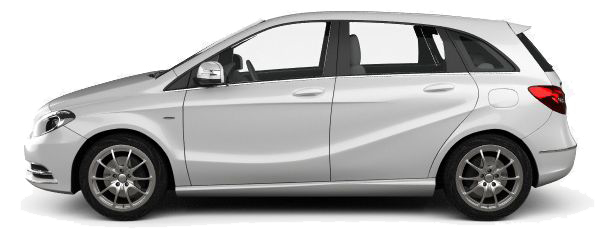 Menší SUV nebo MPV