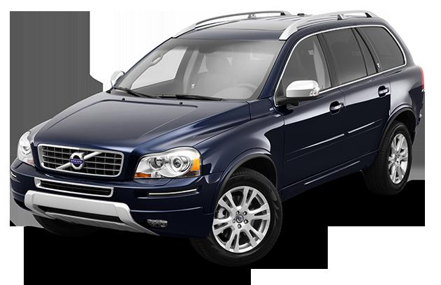 XC90 (2002-2014)