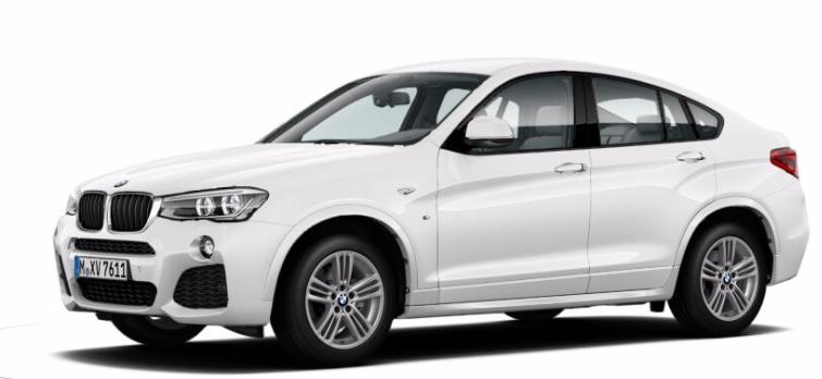 BMW X4 - F26 (2014-2018)