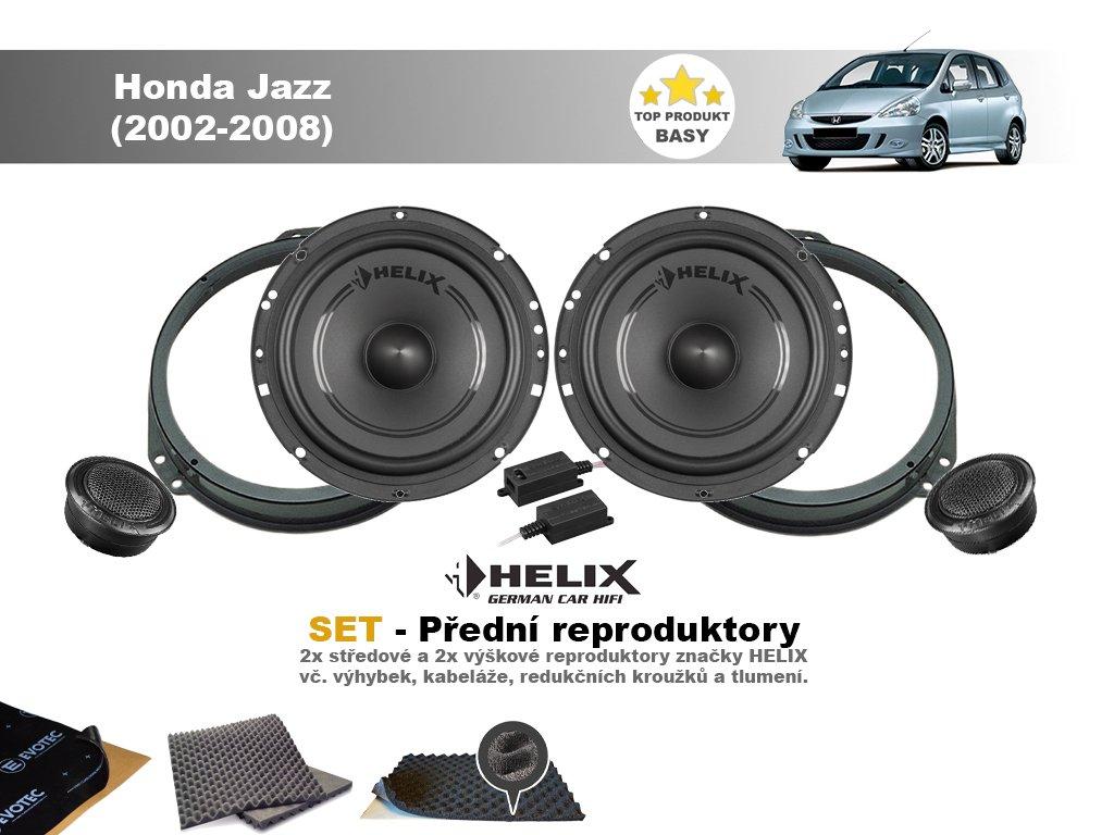 predni repro Honda Jazz (2002 2008)