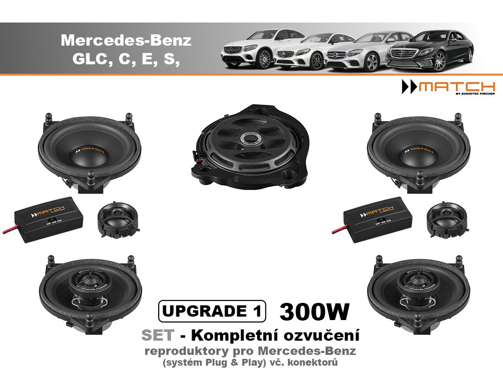 Mercedes MATCH UPGRADE 1