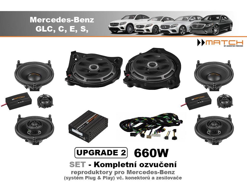 Mercedes MATCH UPGRADE 2
