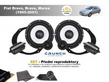 predni repro Fiat Bravo, Brava, Marea (1995 2001)
