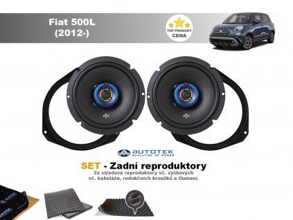 zadni repro Fiat 500L (2012 )