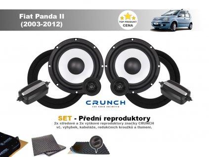 predni repro Fiat Panda II (2003 2012)