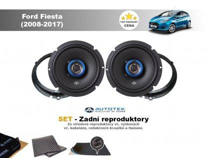 zadni repro Ford Fiesta (2008 2017)