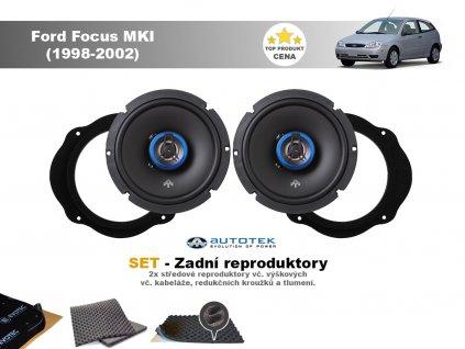 zadni repro Ford Focus MKI (1998 2002)