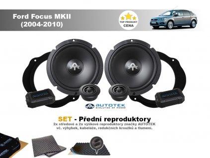 predni repro Ford Focus MKII (2004 2010)