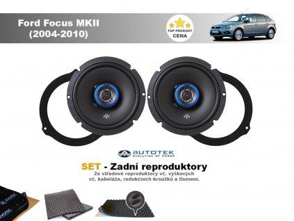 zadni repro Ford Focus MKII (2004 2010)