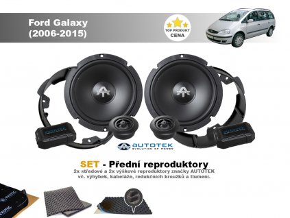 predni repro Ford Galaxy (2006 2015)