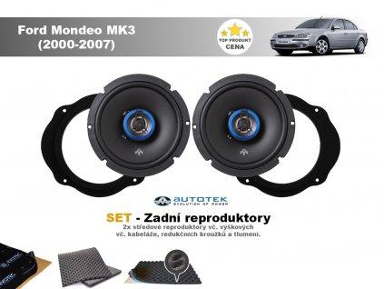 zadni repro Ford Mondeo MK3 (2000 2007)