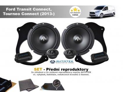 predni repro Ford Transit Connect, Tourneo Connect (2013 )