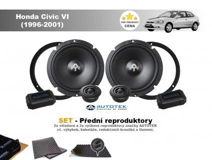 predni repro Honda Civic VI (1996 2001)