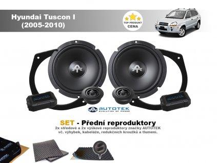 predni repro Hyundai Tuscon I (2005 2010)