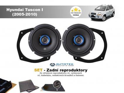 zadni repro Hyundai Tuscon I (2005 2010)