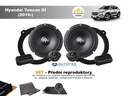 predni repro Hyundai Tuscon III (2016 )