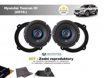 zadni repro Hyundai Tuscon III (2016 )
