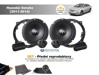 predni repro Hyundai Sonata (2011 2014)