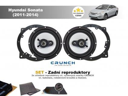 zadni repro Hyundai Sonata (2011 2014)