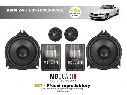 predni repro MBQ BMW Z4 – E89 (2009 2016)