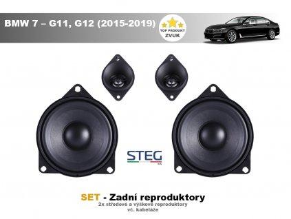 zadni repro steg BMW 7 – G11, G12 (2015 2019)